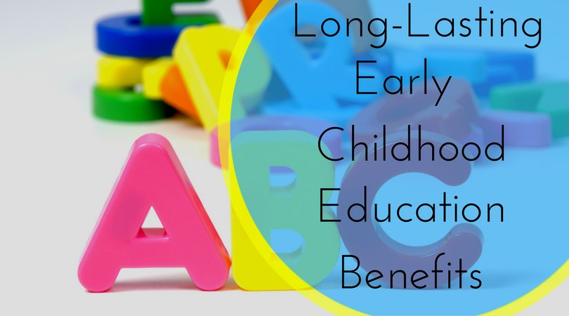The benefits of early education